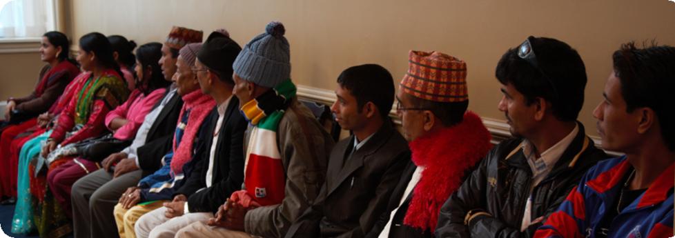Bhutanese clients